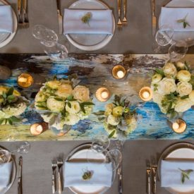 Pattern Play: 10 Eye-Catching Rental Items for Events