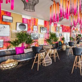 14 Noteworthy Ideas From V.I.P. Lounges at Summer Events