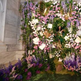 12 Enchanted Forest-Theme Highlights From This Year's Knot Gala