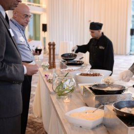 How to Pick the Right Food Setup for Your Event