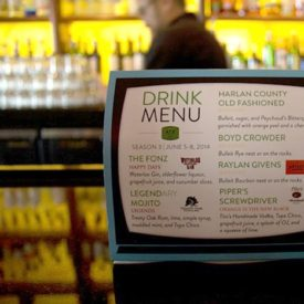 12 Smart Ways to Label Food and Drinks at Events
