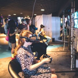 How Virtual Reality and Augmented Reality Are Transforming Event Venues