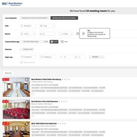 2 New Room Reservation Systems for Meetings and Events