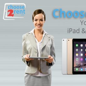 Choose 2 Rent, iPad Rental