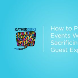 Podcast: How to Plan Big Events Without Sacrificing the Guest Experience (Episode 80)