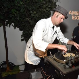 Justin Timberlake's Listening Party Served Up Fresh Records and Grasshoppers
