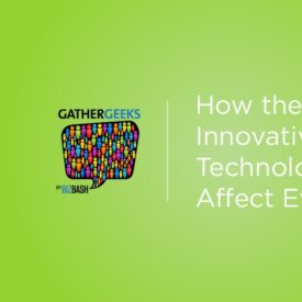 Podcast: How the Most Innovative New Technology Will Affect Events (Episode 82)