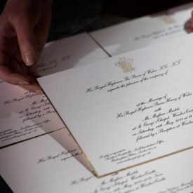 Royal Wedding Invites: See What Invitation Designers Would Have Done Differently