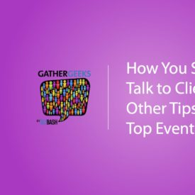 Podcast: How You Should Talk to Clients, and Other Tips From a Top Event Pro (Episode 95)