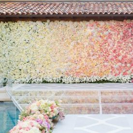 15 Fresh Ideas for Flower Walls