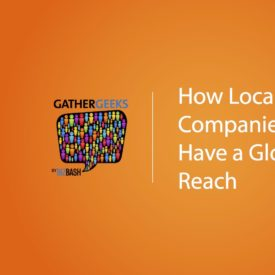 Podcast: How Local Event Companies Can Have a Global Reach (Episode 98)