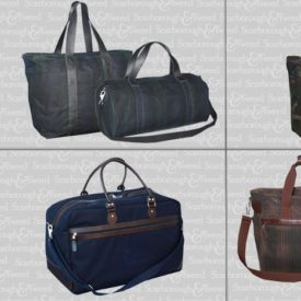 Scarborough & Tweed Expands Signature Bag Collection