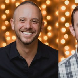 Event Design Rebels 2018: Jon Restky & Michael Kuhlmann