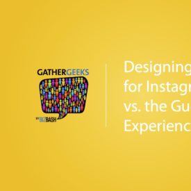 Podcast: Designing Events for Instagram vs. the Guest Experience (Episode 106)