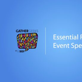 Podcast: Essential Rules for Event Speakers (Episode 112)
