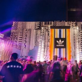 How Adidas Rethought the Music Festival With a Fan-First Event