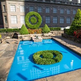 13 Standout Examples of Topiary at Events